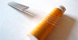 akupunktur ile sigara bırakma